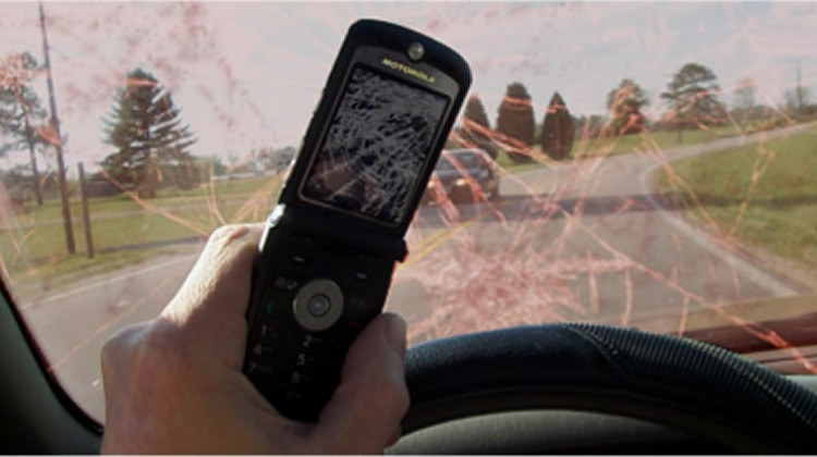 Male and Young Drivers Didn't Get the Message, New Study on Mobile Phone Usage While Driving Reveals